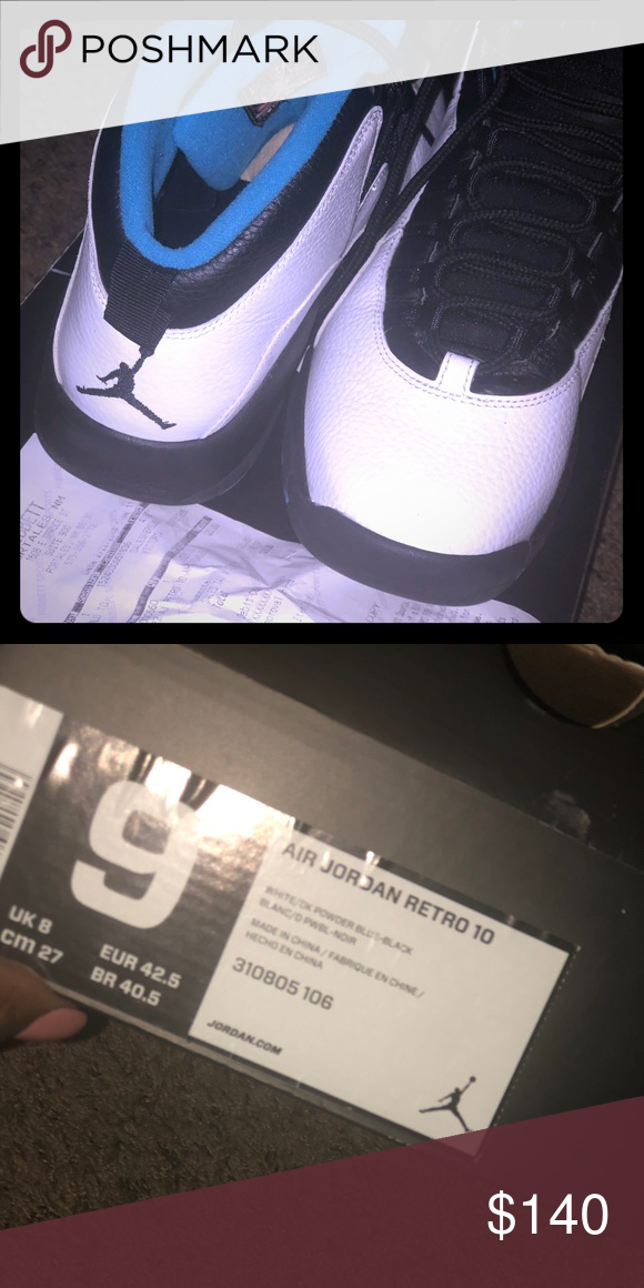 separation shoes d2d59 27a8c Barely worn Air Jordan Retro 12 size 9. Worn a couple times and shoes are  in originality box  purchased from Hibbett Sports. Jordan Shoes Athletic  Shoes