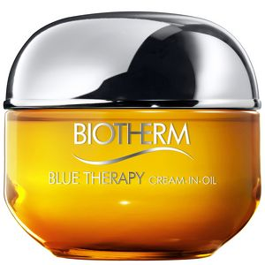 Biotherm Anti Aging Blue Therapy Cream In Oil 50ml Biotherm Blue Therapy Biotherm Facial Care