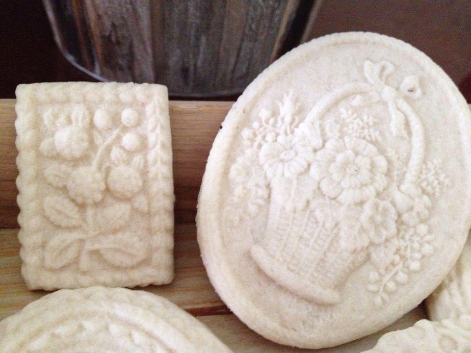 Vegan gluten free vainilla cookies by Arte, amor y sabor Repostería personalizada.