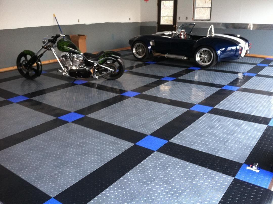 Race Deck Interlocking Tiles Create A