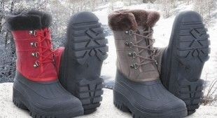 04dee8d982d62 Ladies All-Weather Boots-Prepare for winter now.   Be Prepared ...