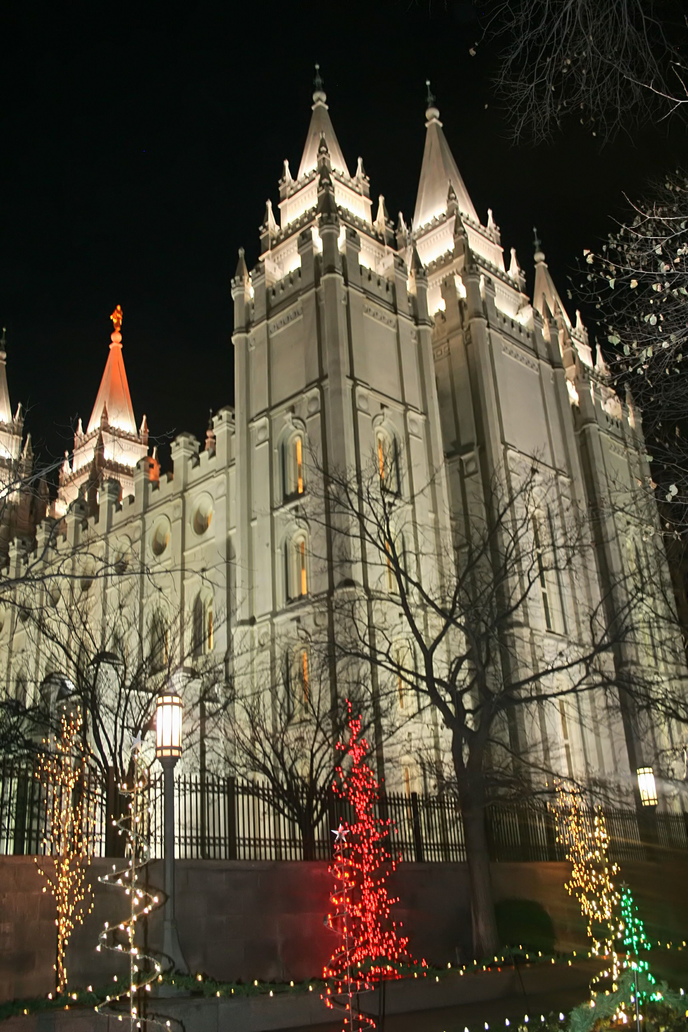 Salt Lake City Is The Headquarters Of Church Christ Latter Day