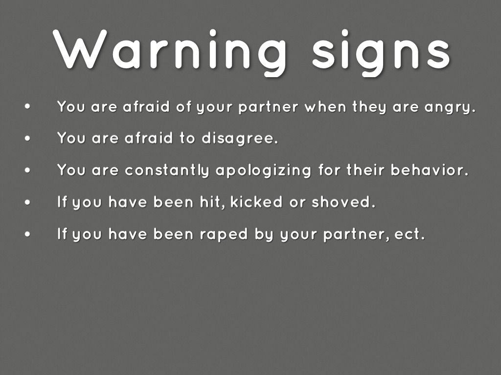Long distance relationship warning signs