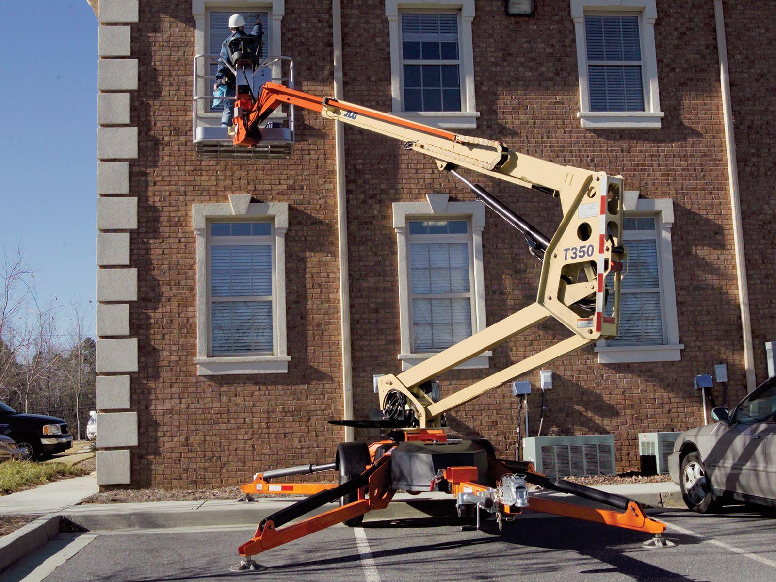 Hydraulic Towable Lift Lift Design Hydraulic Boom Lift