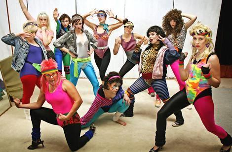 80s Dance Party Ideas