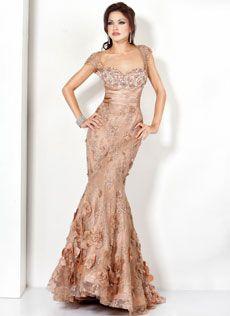 Vestido+Jovani+9873+em+mocha+tamanho+16+na+promoção+:+Dstore+Miami,+Vestidos+de+Festa+Importados