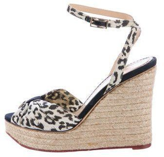 0e6c43d7e50 Charlotte Olympia Melody Espadrille Wedges
