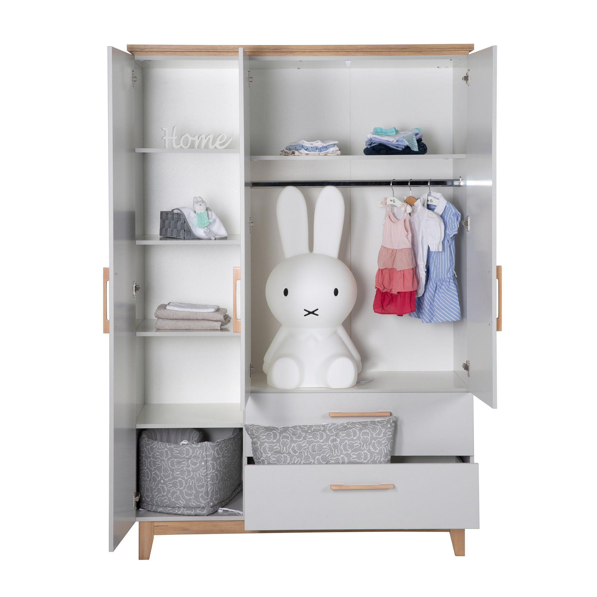 Roba Kleiderschrank 3 Türig Caro Online Kaufen Baby Walz Kleiderschrank 3 Türig Kinderkleiderschrank Kleiderschrank