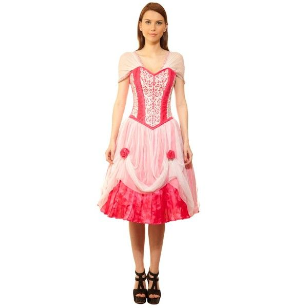 Shortcake Smash Corset Dress