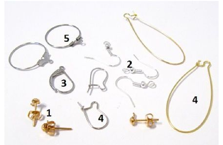 Guide To Diffe Types Of Earring Closures