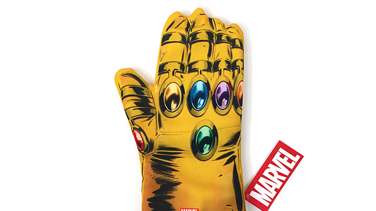 Thanos Almighty Infinity Gauntlet Defeated By Above Average Oven