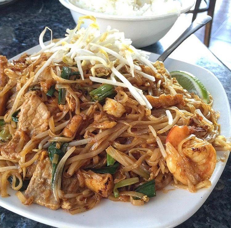 best thai food houston