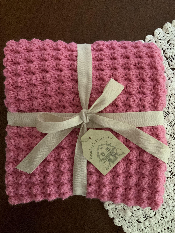 Watermelon Baby Blanket crochet baby blanket baby girl | Etsy