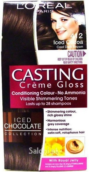 Buy Casting Crme Gloss 415 Iced Chocolate 1 Pack By