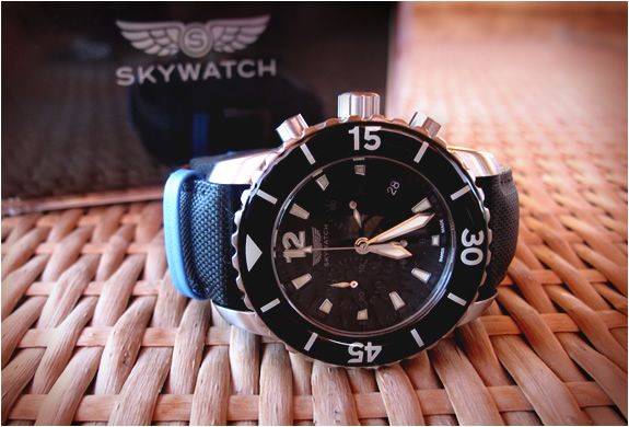 Skywatch on Bless This Stuff