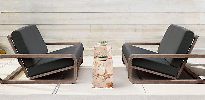 St. Barts Weathered Teak (Outdoor Furniture CG) | Restoration Hardware