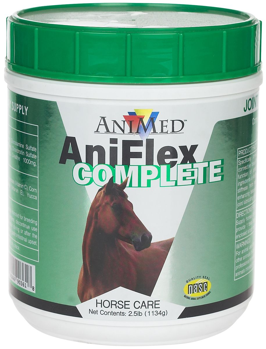 Aniflex Complete Hyaluronic Acid Joint Supplement for Horses