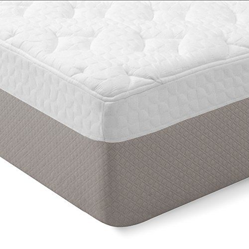 Serenia Sleep 14 Deluxe Quilted Sculpted Gel Memory Foam Mattress Made In Usa