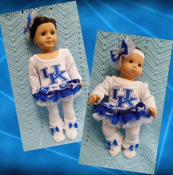 American girl doll clothes Bitty Baby doll clothes University of Kentucky Wildcats (18 inch or 15 inch) cheerleader dress hair clip #18inchcheerleaderclothes American girl doll clothes Bitty Baby doll clothes by TheDollyDama #18inchcheerleaderclothes American girl doll clothes Bitty Baby doll clothes University of Kentucky Wildcats (18 inch or 15 inch) cheerleader dress hair clip #18inchcheerleaderclothes American girl doll clothes Bitty Baby doll clothes by TheDollyDama #18inchcheerleaderclothe #18inchcheerleaderclothes