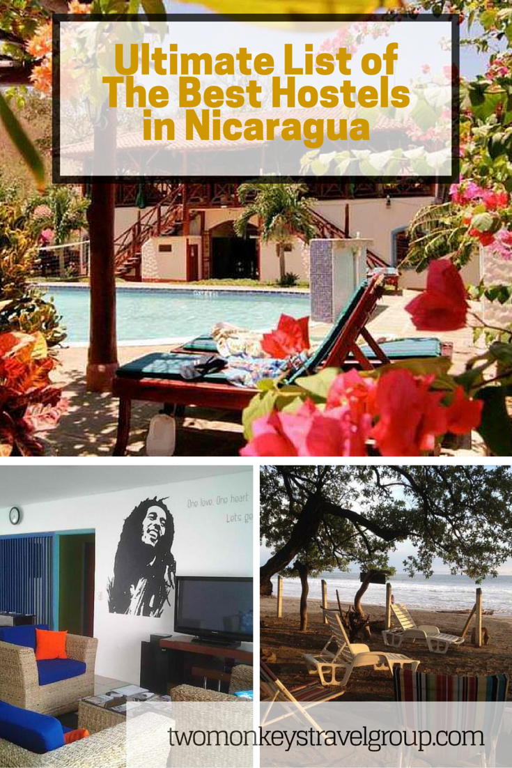 List Of The Best Hostels In Nicaragua For As Low As 6 Nicaragua Nicaragua Travel South America Travel