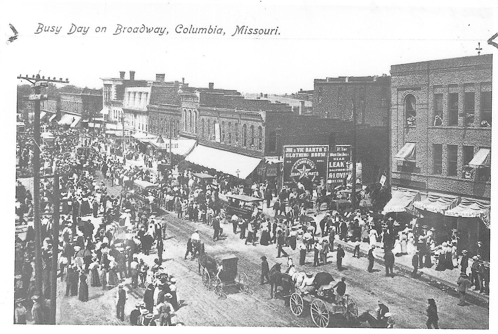 Columbia, Missouri