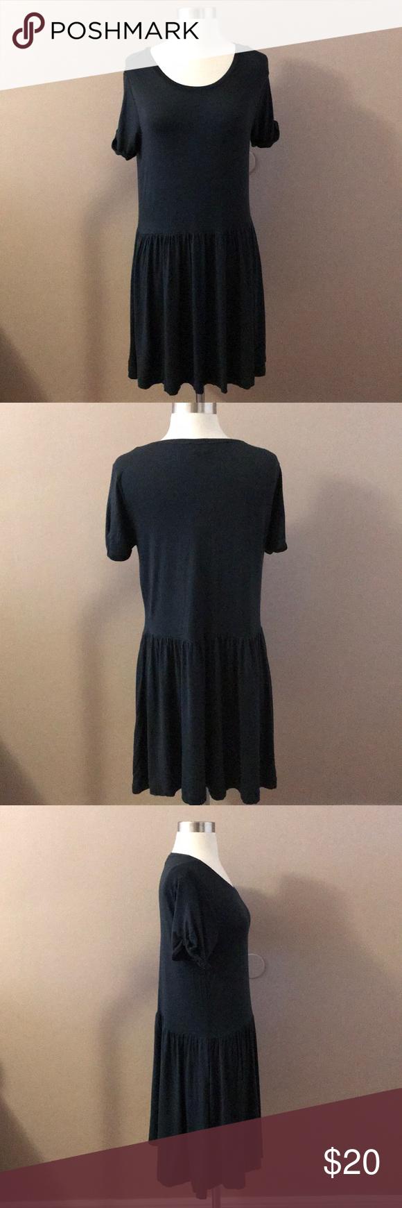 Zara modal skirted tee shirt dress zara dresses short sleeve