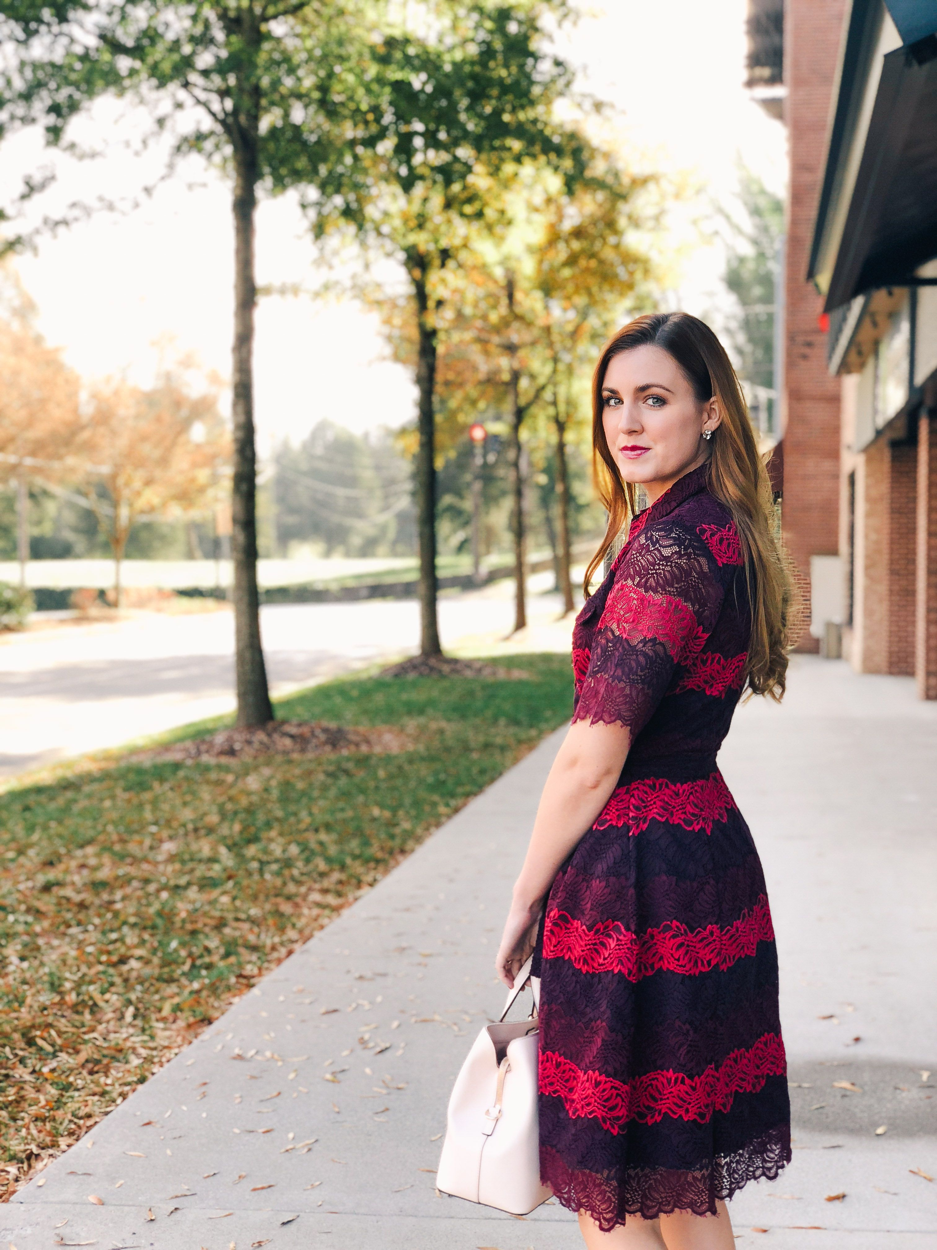 Office Holiday Party Dress: Business Casual | Office holiday party ...