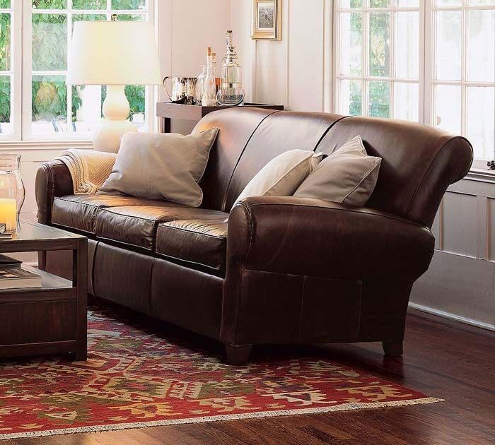 Marvelous Living Room Sofa Design Ideas From Pottery Barn