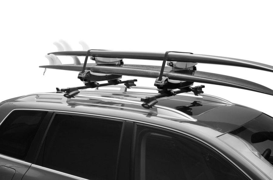 Surfboard Roof Rack >> Thule Double Decker Surfboard Carrier 809 Thule Paddle