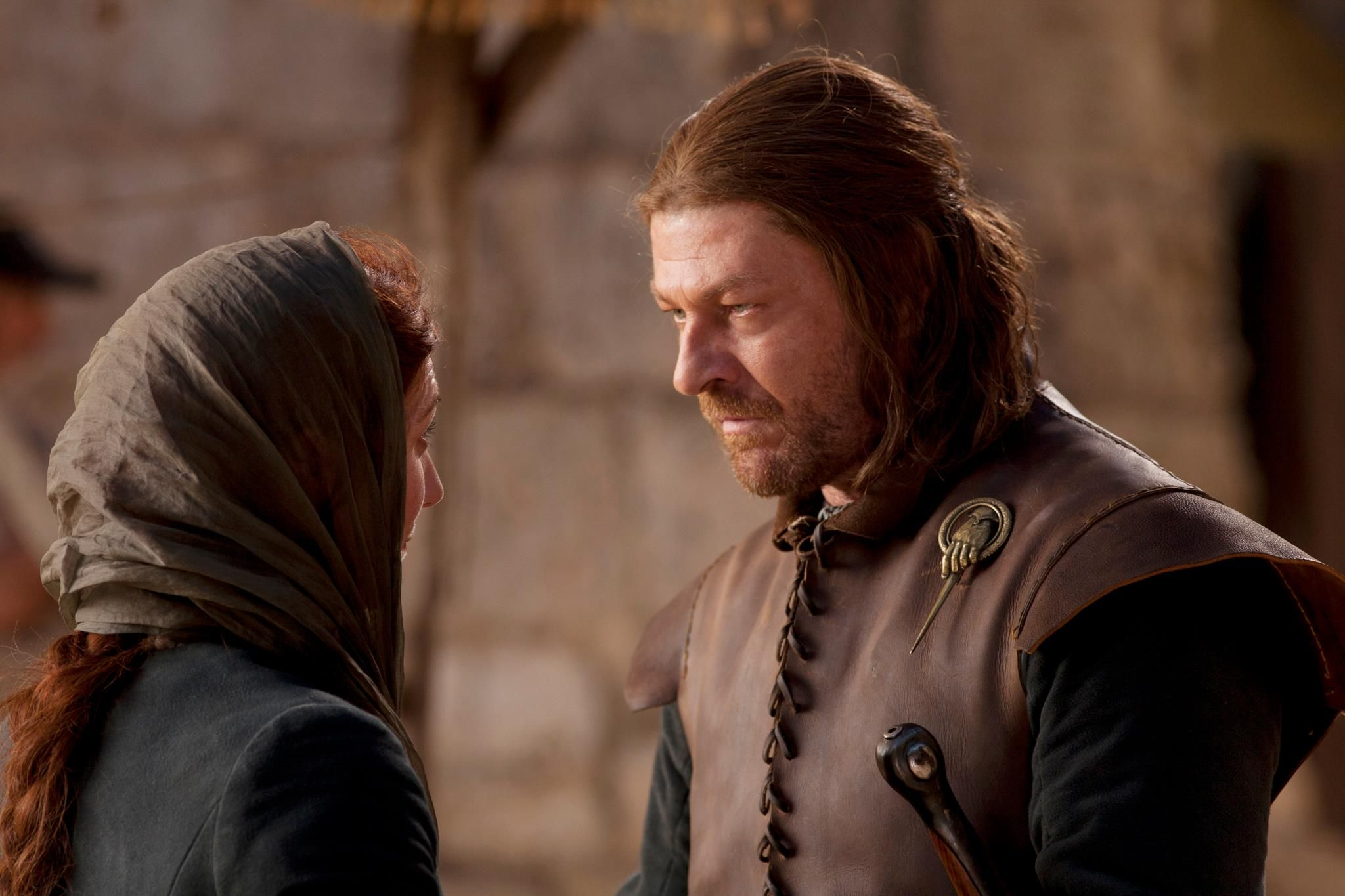 Game of Thrones - Catelyn  Eddard Stark