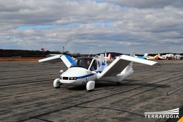 Flying car? Image source: http://img-3.gizmag.com/flying-car-racing-7.jpg?auto=format%2Ccompress&ch=Width%2CDPR&fit=max&h=700&q=60&w=616&s=0aca45eadfa1e99683525606c0bf812f