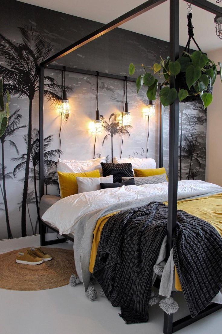 Bedroom Ideas, The Style Is Incredibly Large 29 Small Bedroom Ideas New 2019 - Page 29 of 29 #bedroomideasforsmallroomsforcouples