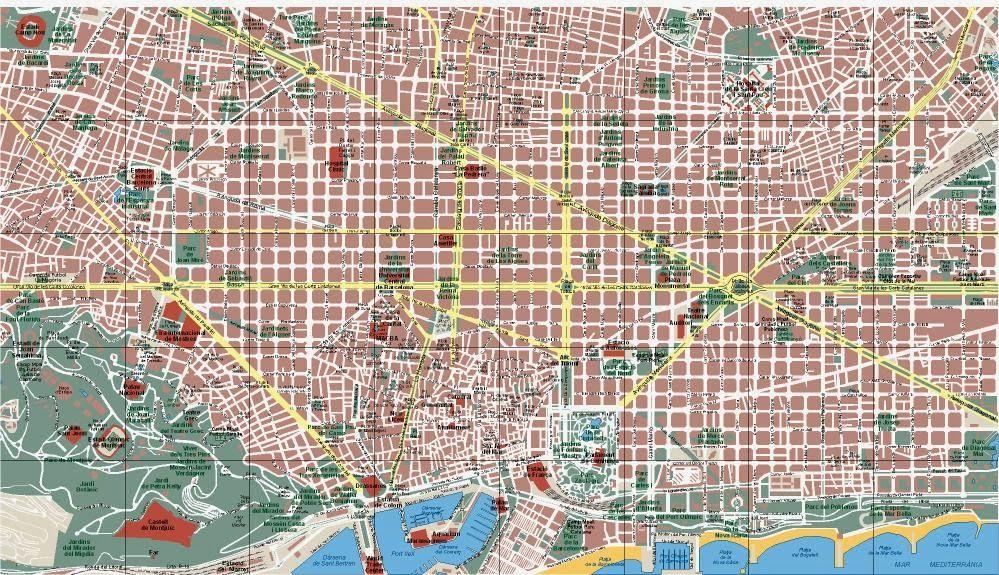planos de ciudades - Buscar con Google