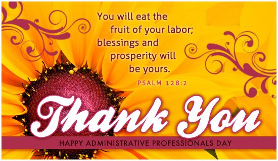 Free thank you ecard email free personalized administrative free thank you ecard email free personalized administrative professionals day cards online m4hsunfo
