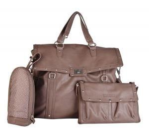 Lady rock taupe Magic Stroller Bag
