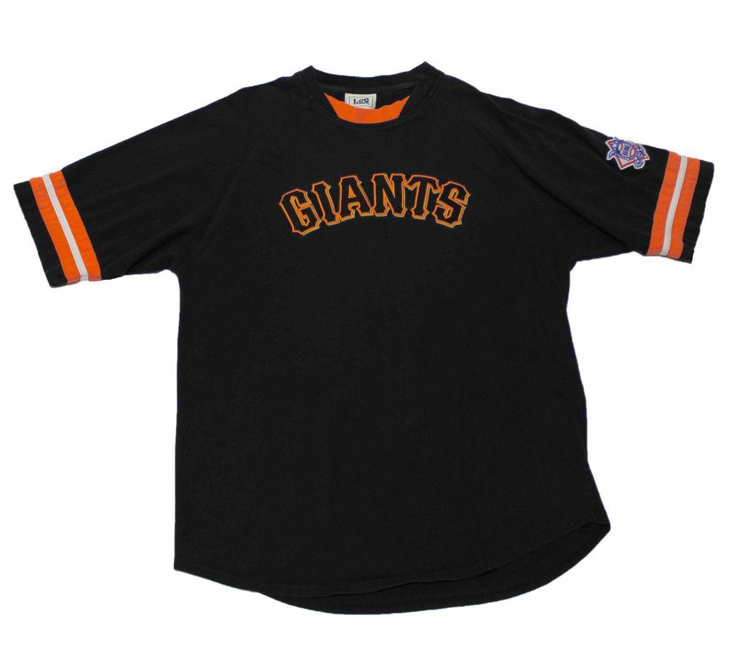 Vintage 90s Lee Sport San Francisco Giants Shirt Mens Size Large $25.00