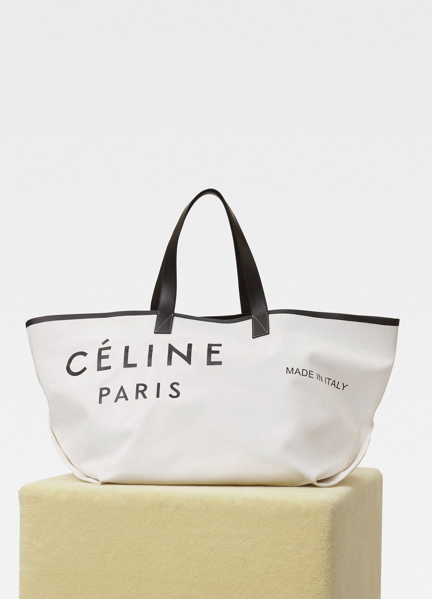 Medium Made in Tote in textile - Handbags  a33798b6c1ea0