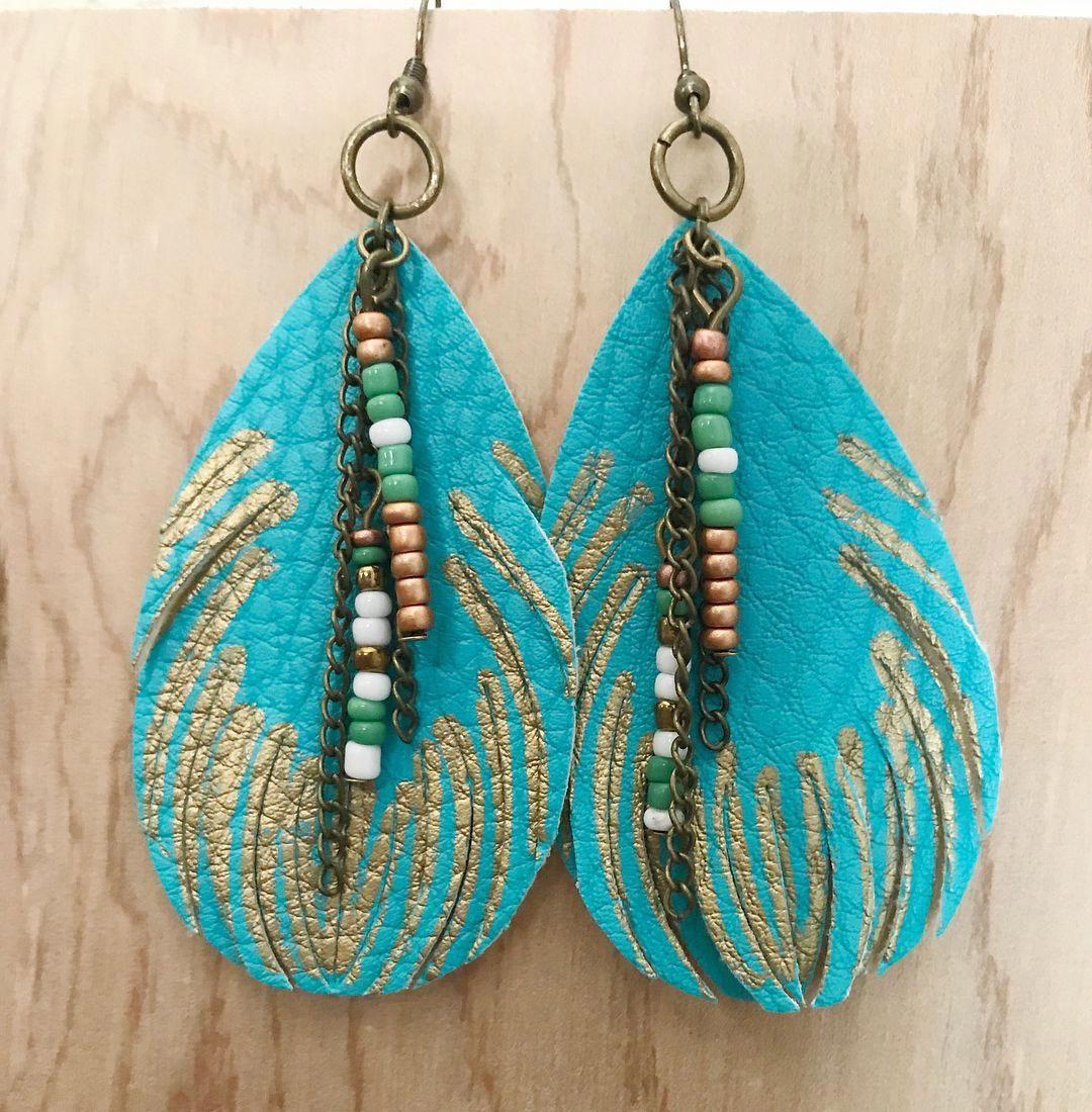 Photo of Flat geometric dangle earrings- minimal earrings/ minimalist jewelry/ geometric drop earrings/ half circle earrings/ boho earrings – Fine Jewelry Ideas