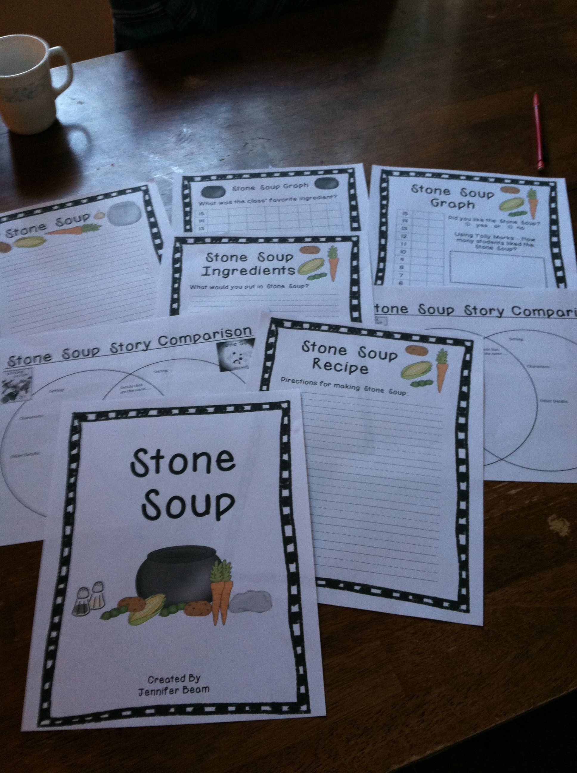 Pin On Stone Soup