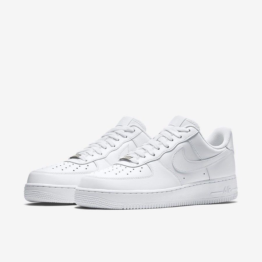 Details about Nike Air Force 1 Mid 07 Casual Shoes Dark Russet White 315123-207 Mens NEW