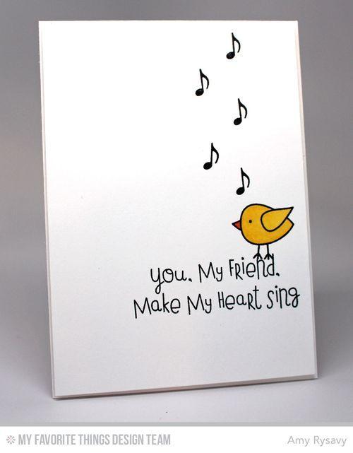 Tweet On You - Amy Rysavy  #mfstamps