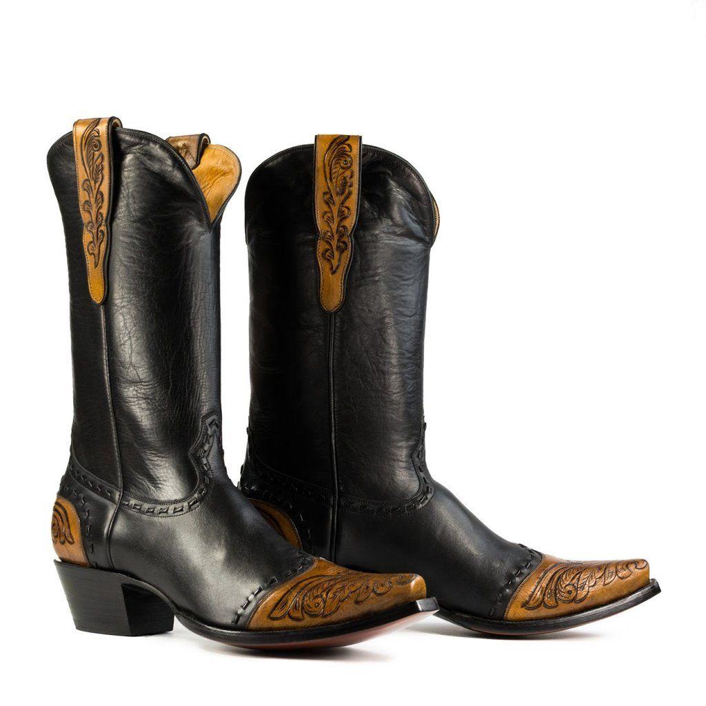 45887901 El Vaquero in 2019 | Cowboy boots | Boots, Leather boots, Shoe boots