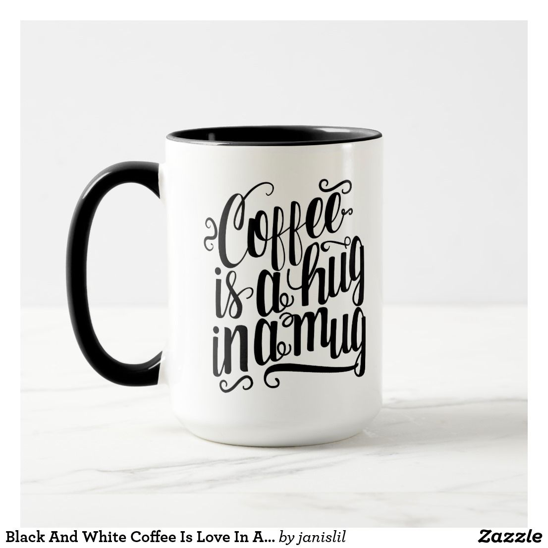 picture about Printable Coffee Coupons referred to as Black And White Espresso Is Enjoy In just A Mug  Mugs