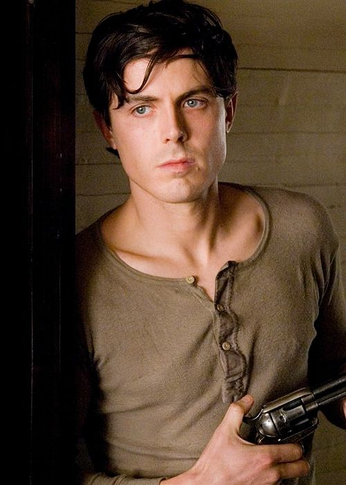 Casey Affleck as Robert Ford in The Assassination of Jesse James by the Coward Robert... -