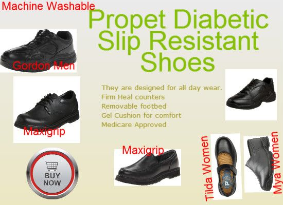 a20aacea20 Looking for slip resistant Diabetic Chef Shoes? Check out propet ...