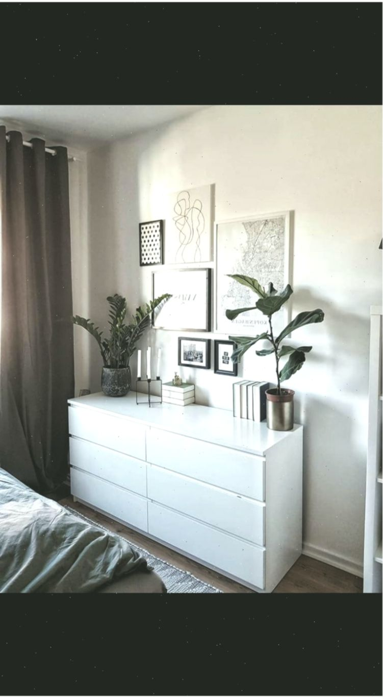 Malm Kommode Ikea In 2020 Bedroom Decor Inspiration Home