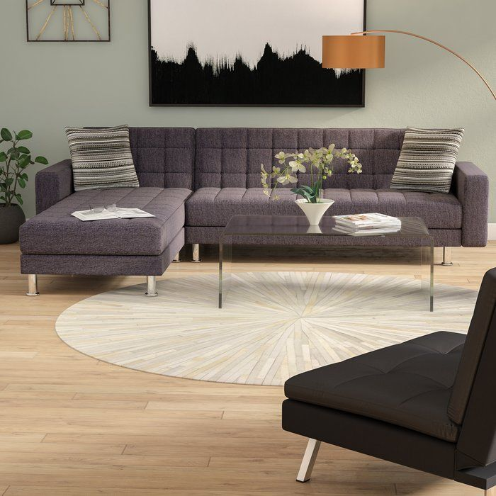 Marvelous Rosina Reversible Sleeper Sectional Decor In 2019 Squirreltailoven Fun Painted Chair Ideas Images Squirreltailovenorg