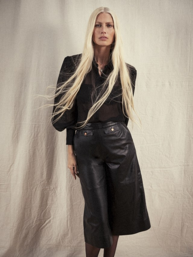 Le style de Cher à lhonneur dune capsule mode exclusive