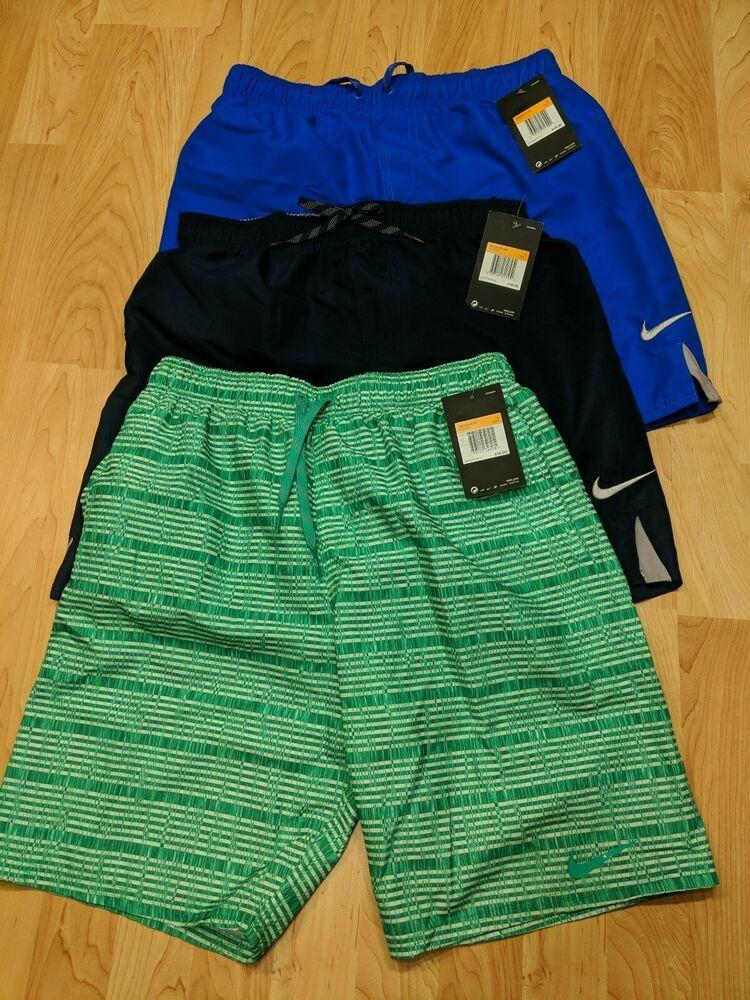 c5a62efc41 (eBay Sponsored) Lot 3 NWT Nike Men's Small Shorts Trunks Swimwear mesh  lined $164