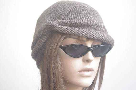 35237097a5d Womens Hats Chemo hat winter hat Gift for brown her turban Slouchy Hat gift  Women Hat Slouch Beanie Women Hat Beanie